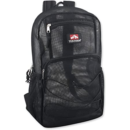 Classic Gym Sports Mesh Backpack
