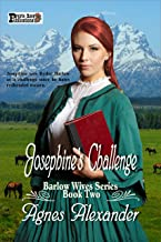 Josephine's Challenge (The Barlow Wives Book 2)