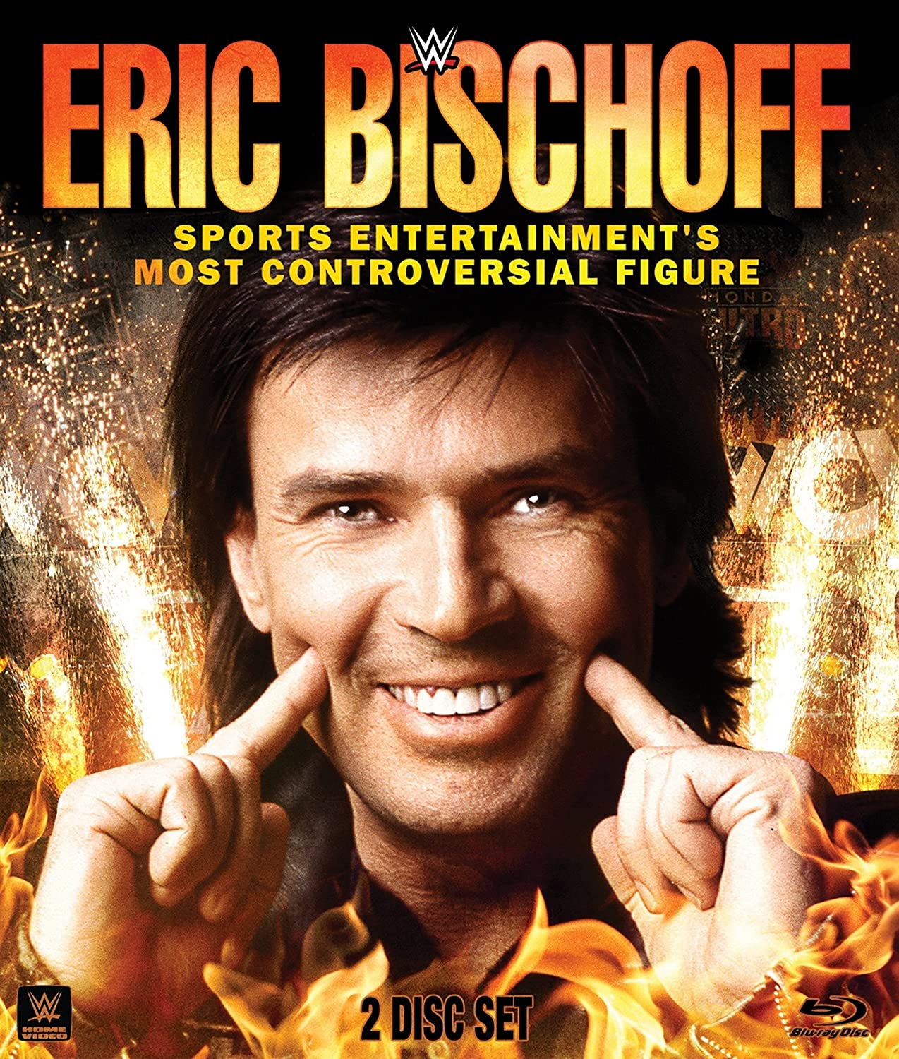 5 ☆ very popular WWE: Eric Luxury goods Bischoff: Sports Entertainment's Controversial Fi Most