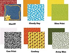 Toy Story Toybox 12x12 Scrapbook Papers Set of 6