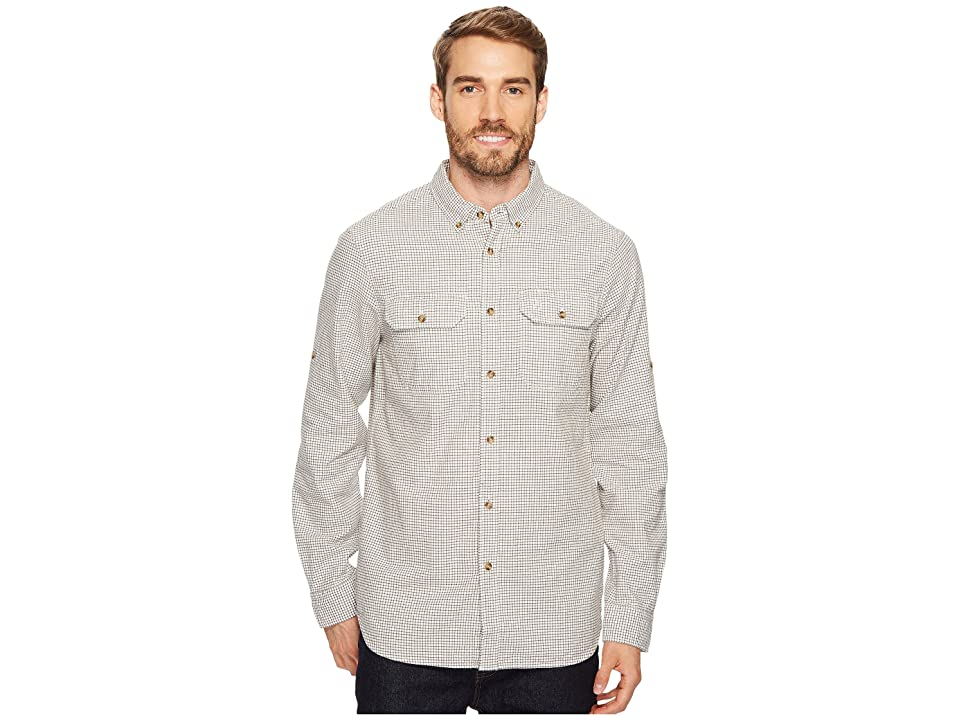 Fjallraven Forest Flannel Shirt (Eggshell) Men