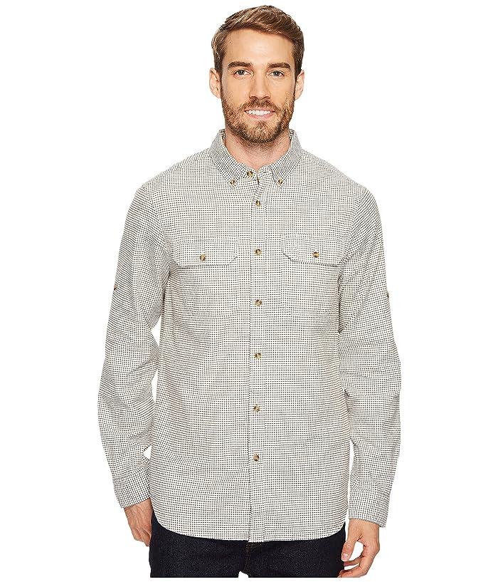 Fjallraven Forest Flannel Shirt (Eggshell) Men