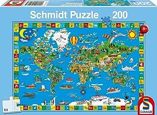 Schmidt - 56118 - Puzzle Classique - Ta Petite Terre - 200 Pièces