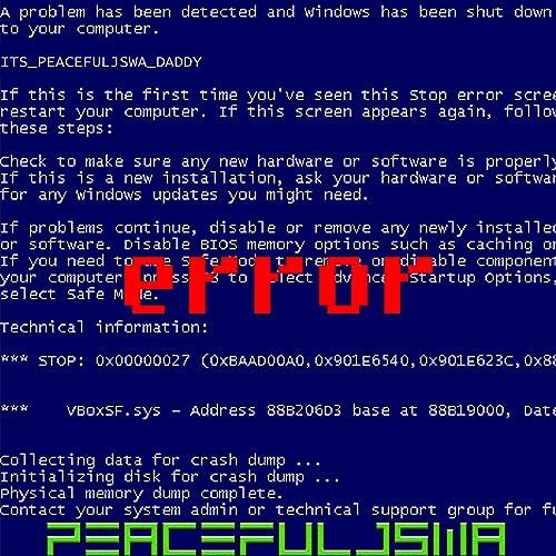 Error by peacefuljswa on Amazon Music - Amazon co uk