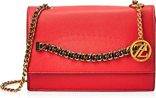 Zeneve London Crossbody Bag For Women, Red, 119908100047