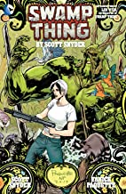 Swamp Thing By Scott Snyder: Deluxe Edition (Swamp Thing (2011-2015))