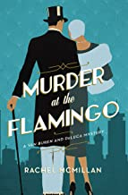 Murder at the Flamingo: A Novel (A Van Buren and DeLuca Mystery Book 1)
