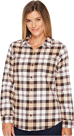 Lieback Flannel Long Sleeve