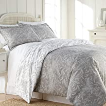 Winter Brush Collection - Premium Quality, Soft, Wrinkle, Fade, & Stain Resistant, Easy Care, Oversized Duvet Cover Set, T...