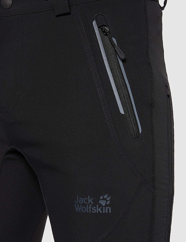 Jack Wolfskin Gravity Slope Pantalon Hommes Noir