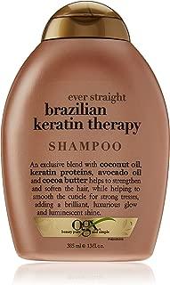 OGX Ever-Straight Brazillian Keratin Therapy Shampoo, 13 Ounce