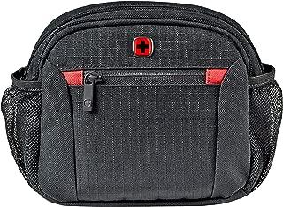 Wenger 604604 Standard Waist Pack, Black, 16 Centimeters