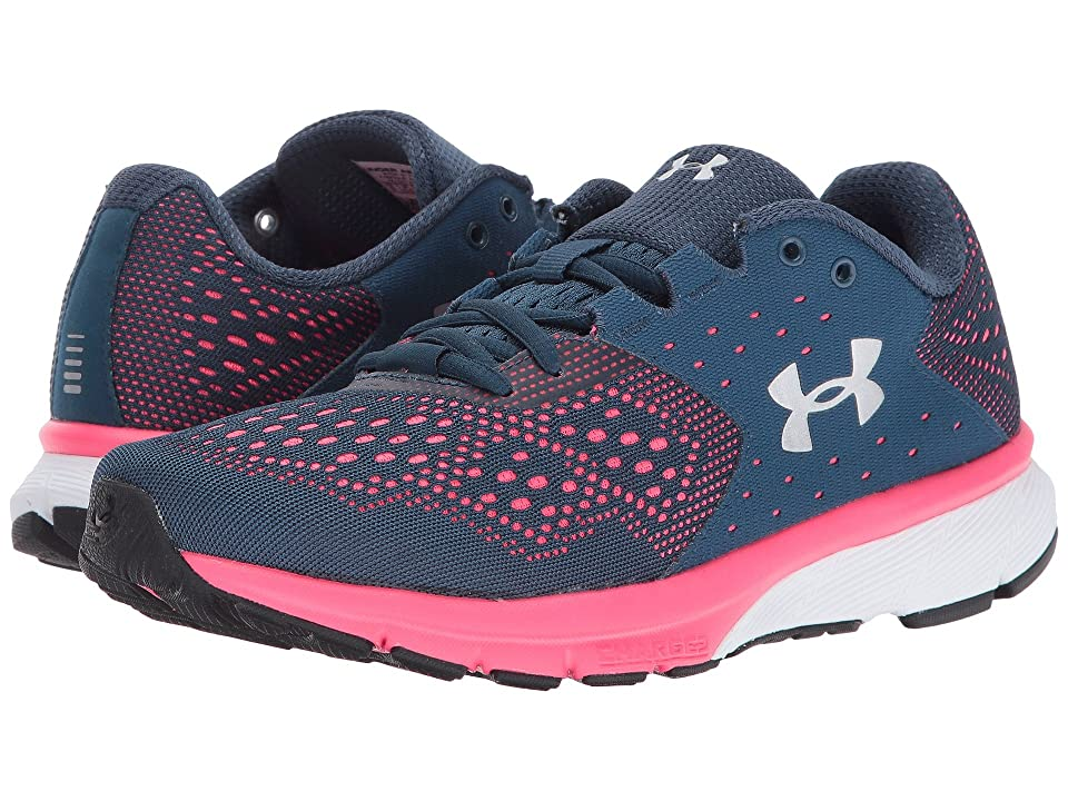Under Armour Charged Rebel (True Ink/Penta Pink/MSV) Women