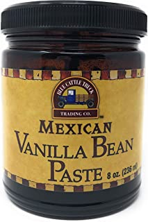 Blue Cattle Truck Trading Co. Mexican Vanilla Bean Paste, 8 Ounce
