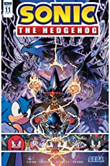 Sonic The Hedgehog (2018-) #11 Kindle Edition