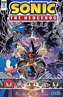 Sonic The Hedgehog (2018-) #11