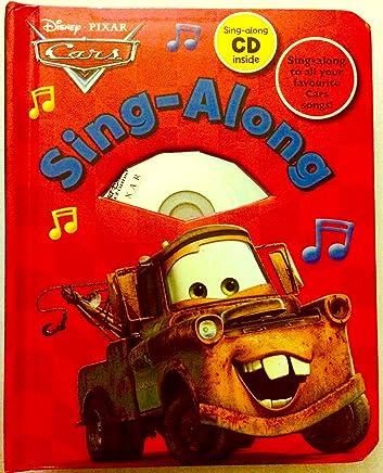 [Disney Cars Sing Along] (By: Parragon Book Service Ltd) [published: July, 2011]
