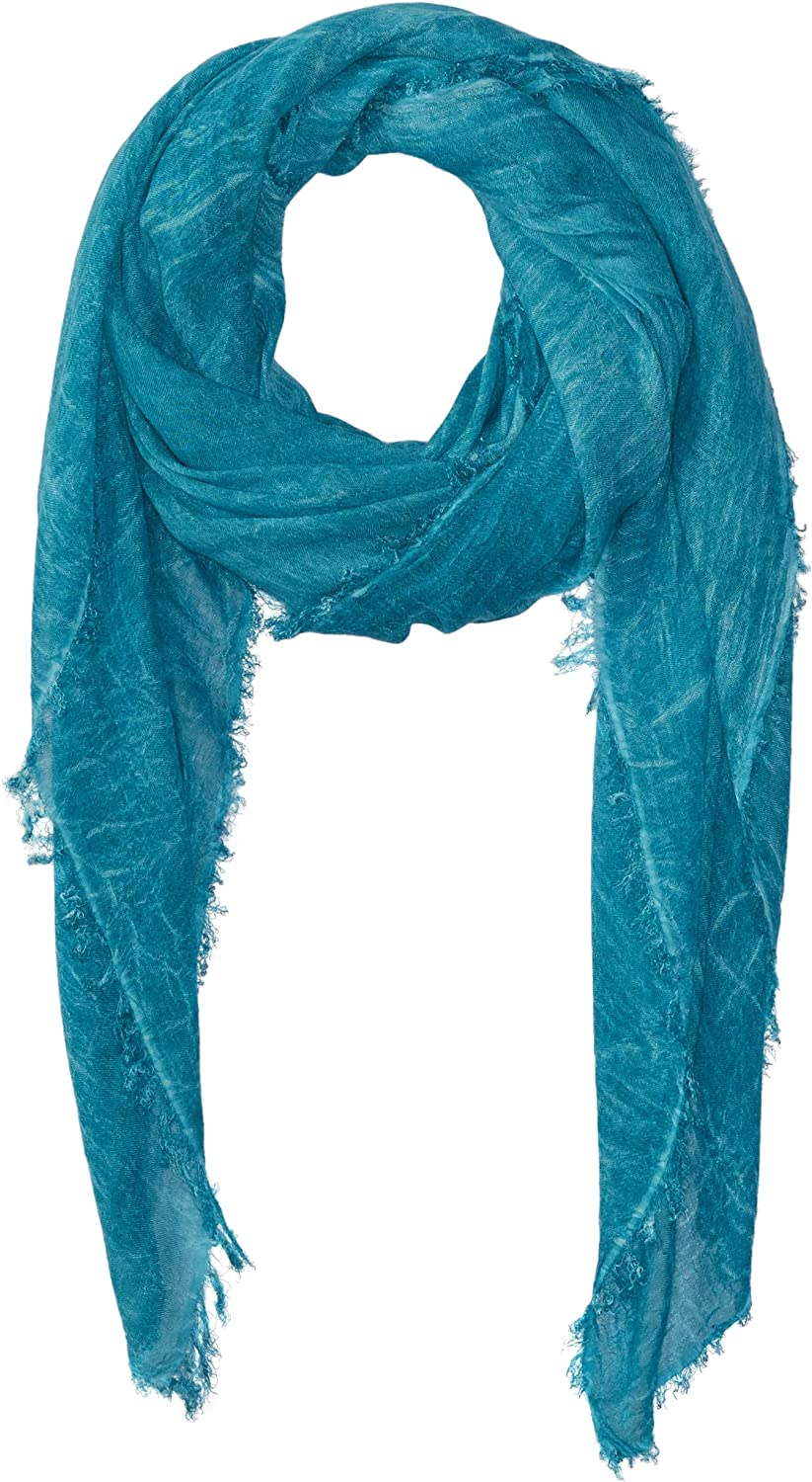 La Fiorentina Women's Italian Collection Acid Wash Scarf