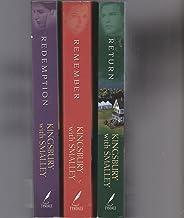 KAREN KINGSBURY - 3 Book Set - REDEMPTION - REMEMBER - RETURN.