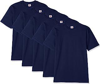 Fruit of the Loom Men's Super Premium Short Sleeve T-Shirt (Pack of 5)