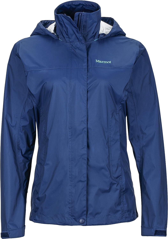 MARMOT Women's PreCip Lightweight Waterproof Rain Jacket