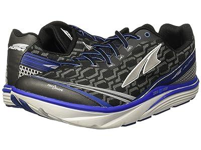 Altra Footwear Torin IQ (Black/Blue) Men