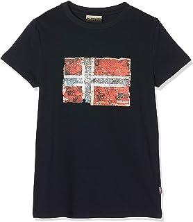 K Seitem BLU Marine Camiseta para Niños