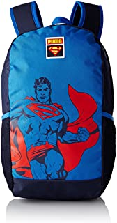 Superman - Mochila casual Unisex adulto Azul azul (Blue) Taille Unique