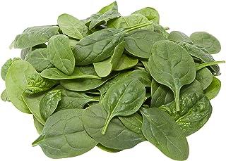 123 ORGANIC Baby Spinach, 125g