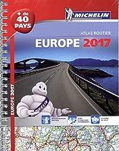 Michelin Road Atlas Europe 2017