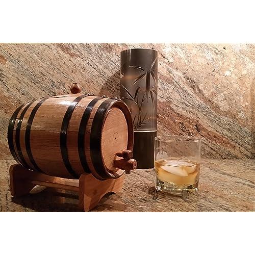 Wooden Keg Amazoncom