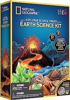 National Geographic JM80204 Explorer Science Earth Kit