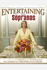 Entertaining with the Sopranos: A Guide to Special Occasions Kindle Edition