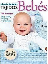 Tejidos Bebes 2018: Tejidos para el bebe en dos agujas (Spanish Edition)