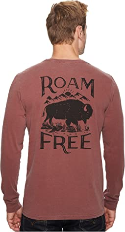 United By Blue - Long Sleeve Roam Free