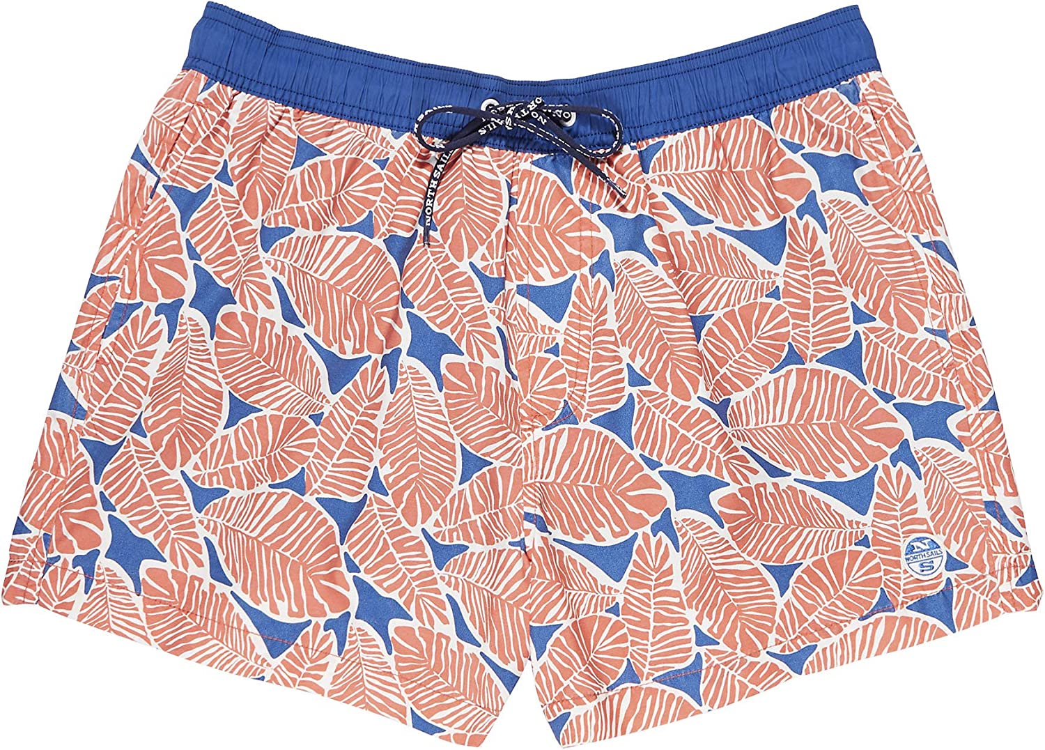 North Sails Men`s Volley All Over ShortsLightweight Active Wear28