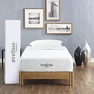 modway aveline 10 gel infused memory foam twin mattress