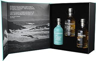 Bruichladdich Wee Laddie Geschenkpackung - Islay Single Malt Whisky 3 x 0.2 l