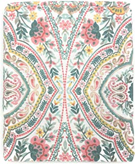 Best teal and pink floral fabric Reviews