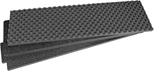 Case Club Military Grade Close Cell Polyethylene Foam to Fit Pelican Rifle Case
