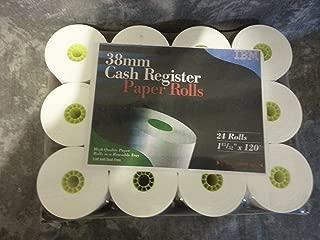 IBM 38 MM Cash Register Rolls (24)
