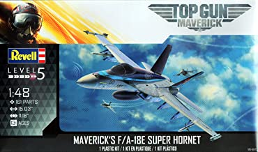 Revell RMX855871 1:48 Monogram Maverick's F-18E F/A-18E Super Hornet [Top Gun..