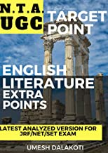 TARGET POINT: ENGLISH LITERATURE-EXTRA POINTS