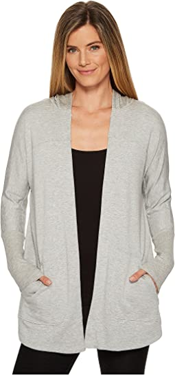Love and Fleece Hooded Cardigan