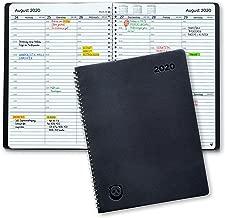Memo oder w/öchentliche Einkaufsliste f/ür Erwachsene und Kinder auf Italienisch N/ützlicher Men/ü-Planer Magnetisches Whiteboard K/ühlschrank-Kalender von Smart Panda Notizbrett