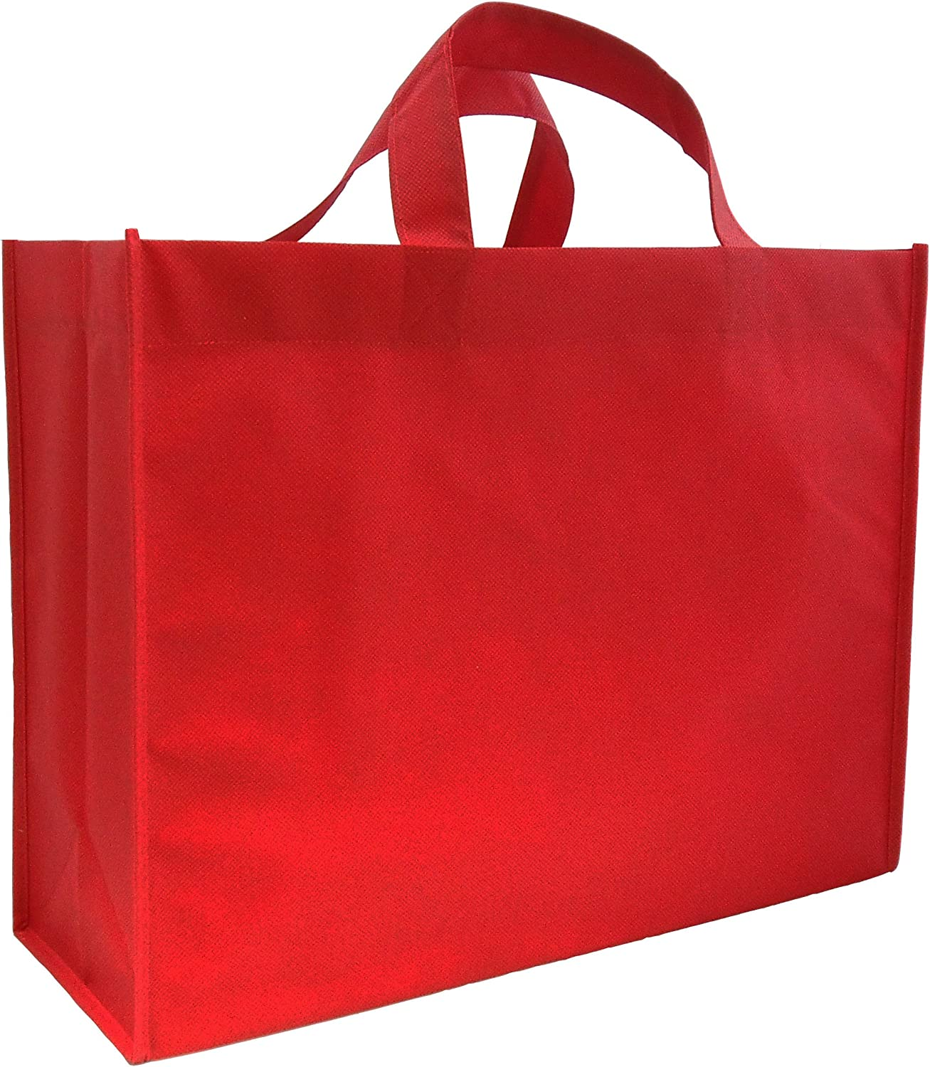 Reusable Gift Bags, Large, rojo by CYMA