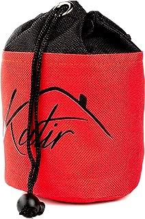 Kutir Throw Line Storage Bag with Capacity of 250' Throw Line Drawstring, Perfect for Storage Bag for Arborist, Tree Climbing, High Limb Climbing