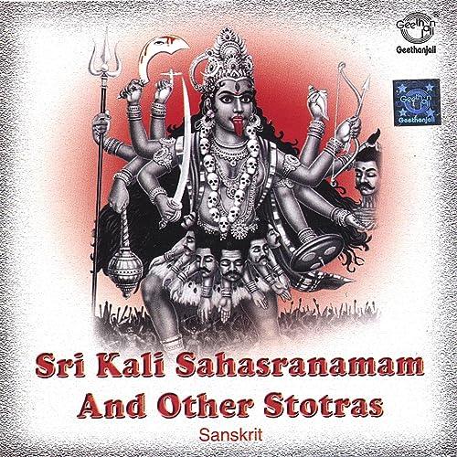 Amazon.com: Sri Kali Sahasranamam and Other Stotras: Prof ...