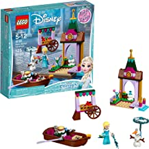 LEGO Disney Frozen Elsa's Market Adventure 41155 Buildable Toy for Girls and Boys (125 Pieces)