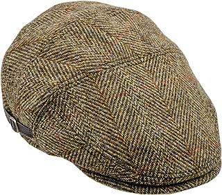 Harris Tweed Ivy League Classic Flat Cap